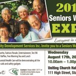 SDRC Media Release - Seniors expos feature this Seniors Month: It's on for Young and Old!