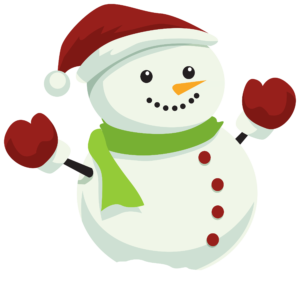 Snowman_with_Christmas_Hat_PNG_Clipart-57