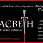 Stanthorpe Little Theatre Macbeth